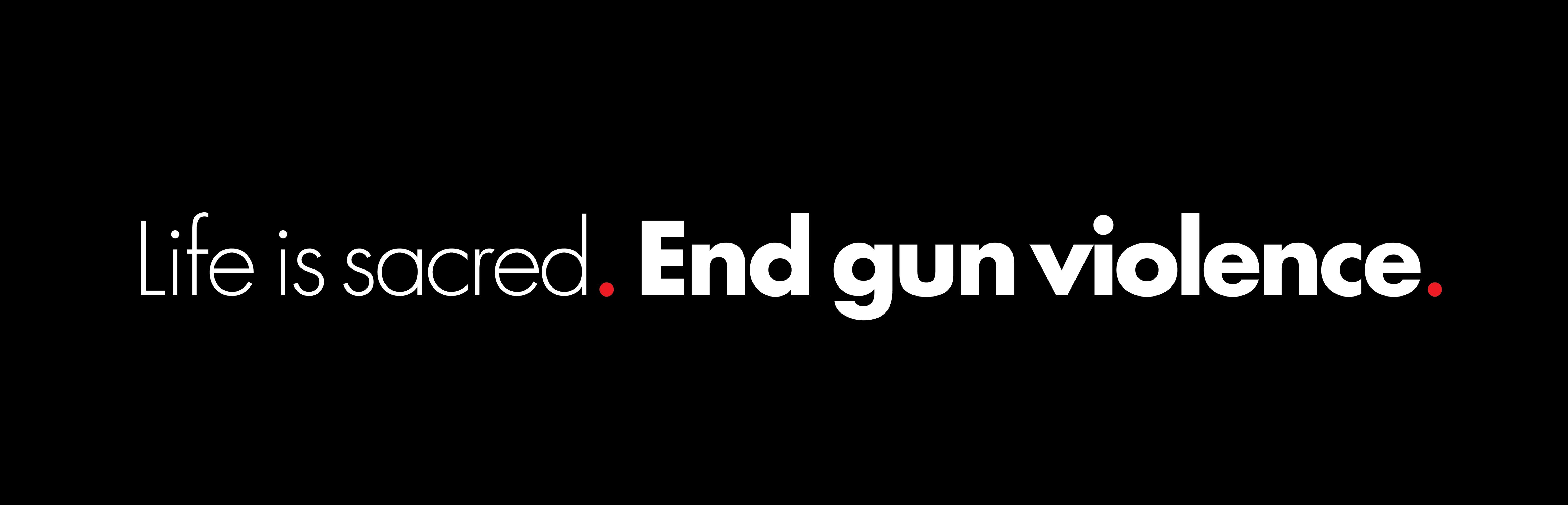 end-gun-violence