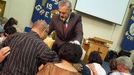 WMC General Secretary Helps South African Church Celebrate 50 years