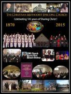 CME Church Celebrates 145 Years