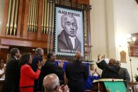 AME Church Founder Honored with U.S. Postage Stamp