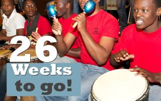 World Methodist Conference Update – 26 Weeks to Go!