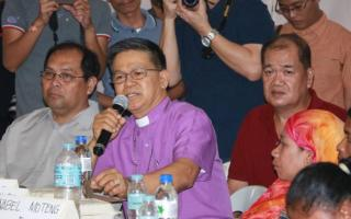 United Methodists support Filipino farmers after violence