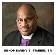 Bishop Darryl Starnes Installed as President of Board of Bishops, AMEZ Church