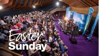Easter Sunrise Service Broadcast from Sydney Opera House
