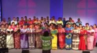 UK Fijian Methodist Fellowship Choir Sings at British Methodist Conference