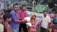 Nazarenes Mobilize in Wake of Deadly floods in South Asia