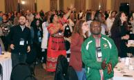 Young People From 40 Countries Gather At Convocation