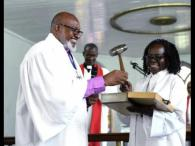 MCCA Elects New Connexional Officers and New District Bishops