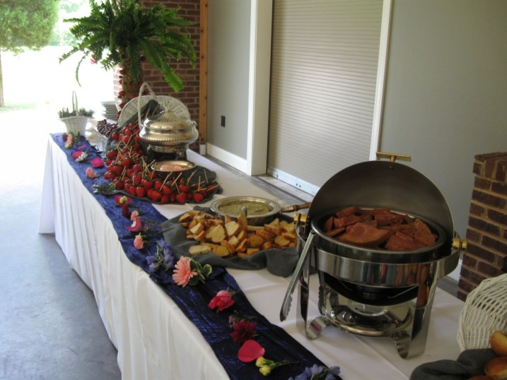 Afternoon Buffet