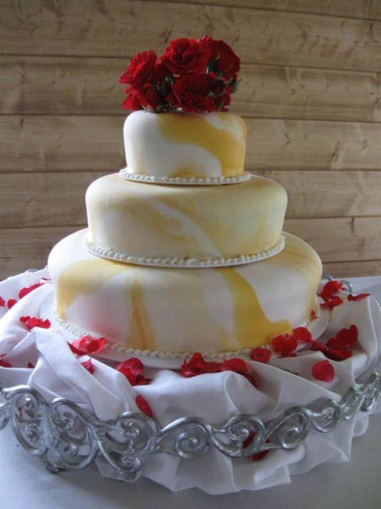 Wett Lemon Cake