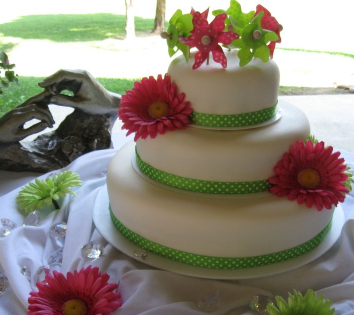 Vanillabean Wedding Cake