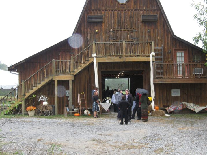 Reception Barn