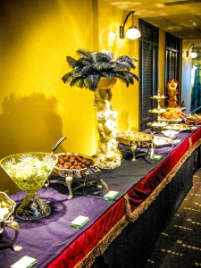Gatsby Style Buffet Knoxville, TN Catering