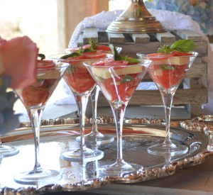 Caprese Martini Knoxville, TN Venue Catering