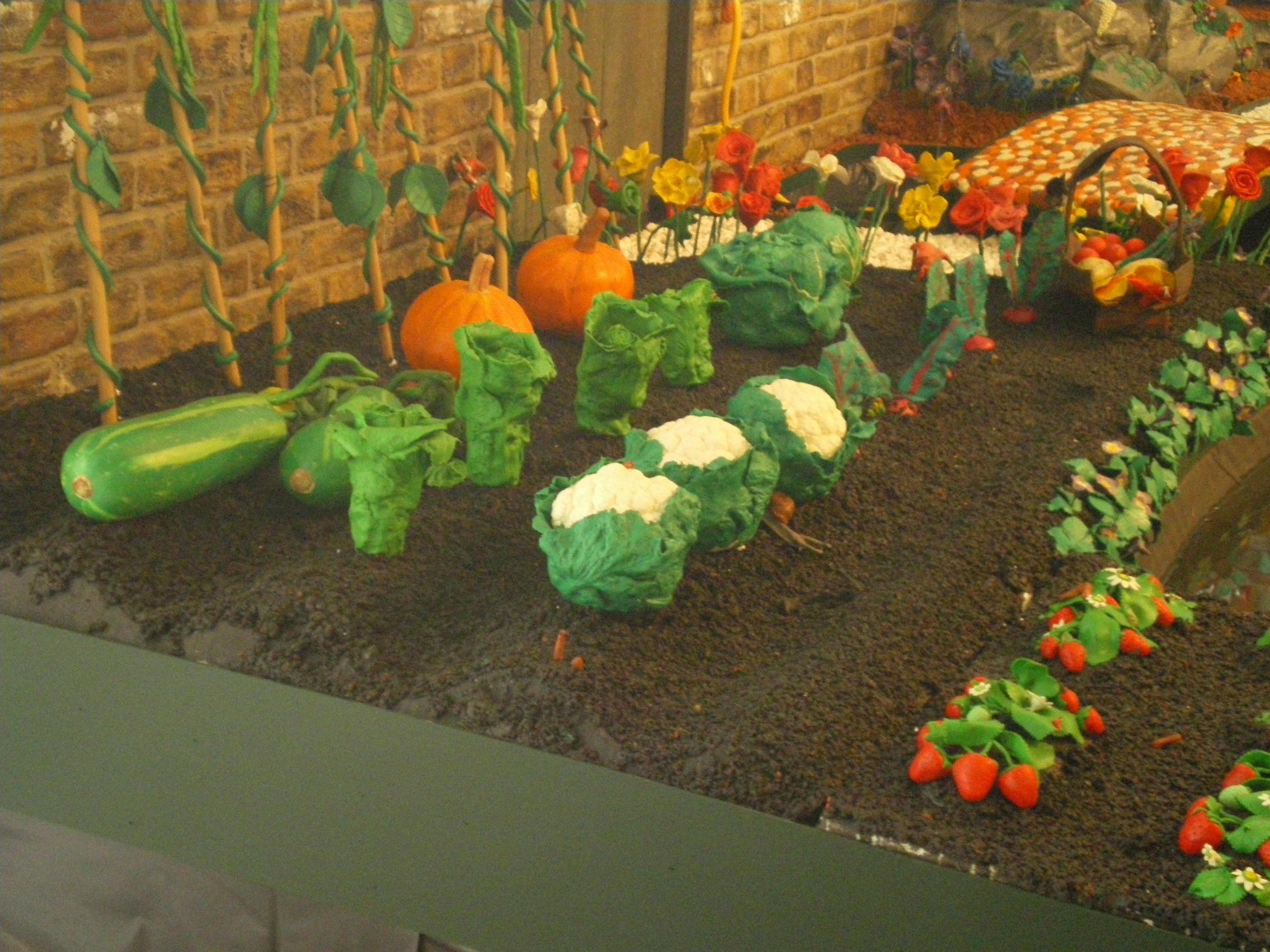 Planning & Designing – First Fruits Garden