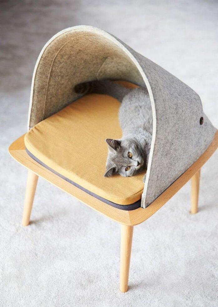 Modern pet furniture ideas