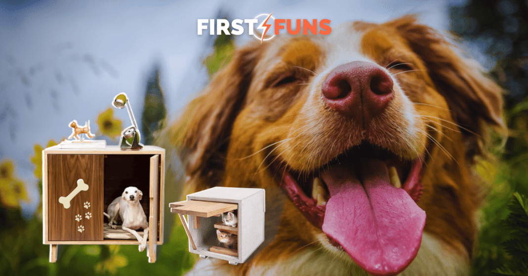 Pet Architecture At Its Best! Top Designer Pet Houses For Your Furball!