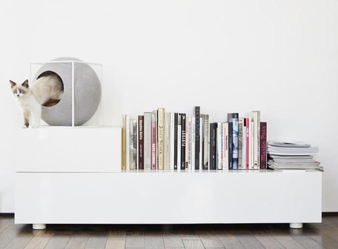 Scandinavian design pet house ideas