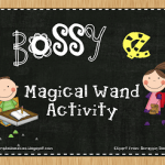 Bossy-Magical e Activity