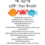 Schedule Linky Party