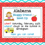 Alabama Blogger Meet Up!!
