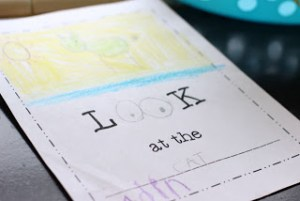Look! Sight Word Activity Freebie