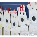 Kindergarten winter freebies