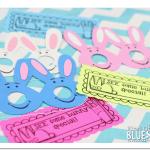 Bunny FREEBIE and Earth Day Fun!