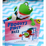 Froggy Giveaway and Wish Me Luck!
