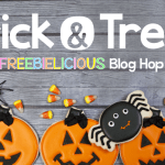 Trick AND Treat with Freebielicious
