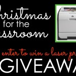 Christmas for the Classroom Giveaway