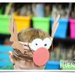 Reindeer Day in the Classroom! Parent Gifts, too!