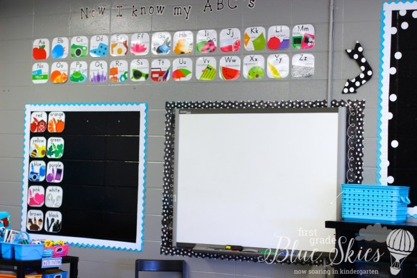 Back to school classroom pictures