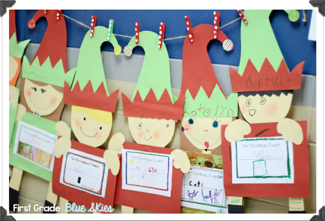classroom christmas craft ideas craft for the classroom grade blue skies 3657