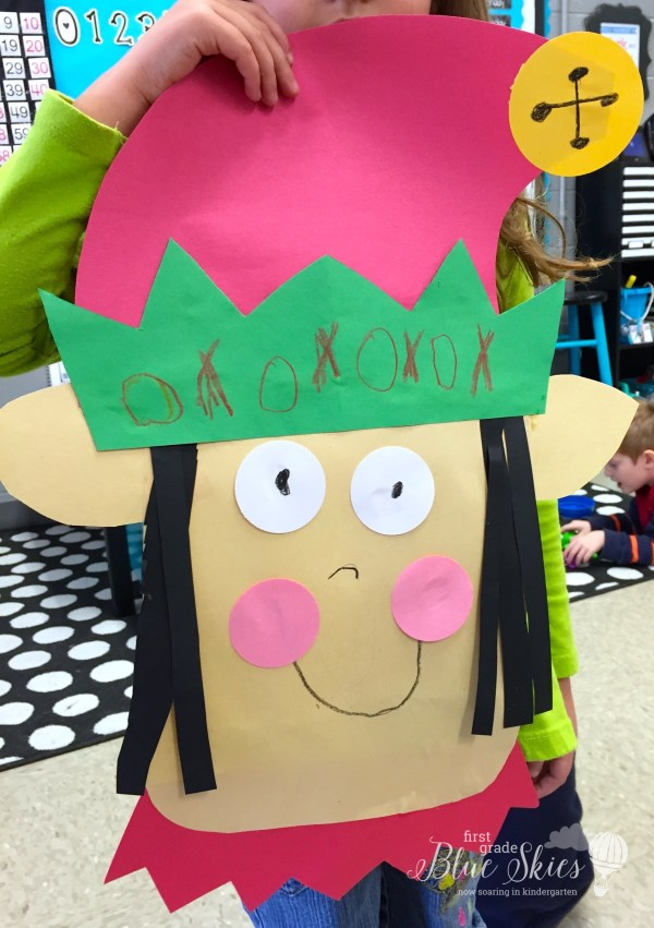 elf kinder craft