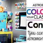 Colorize Your Classroom Contest with Astrobrights