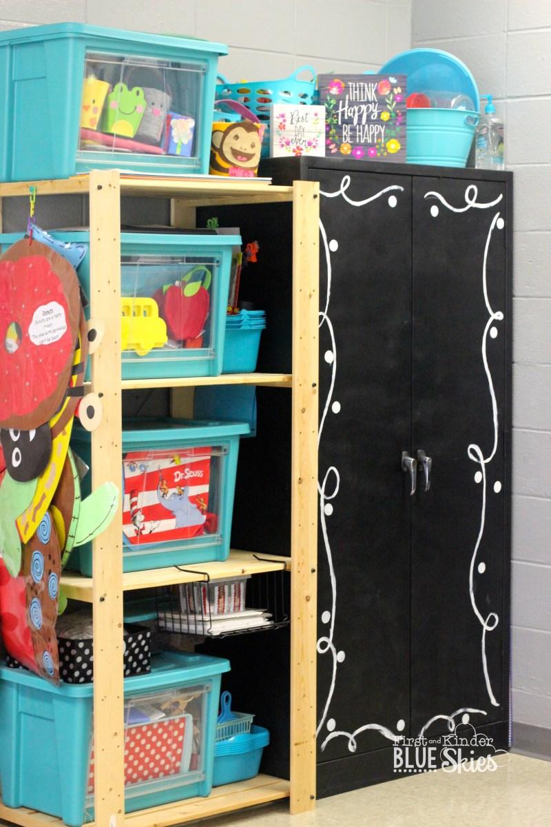 classroom cabinet