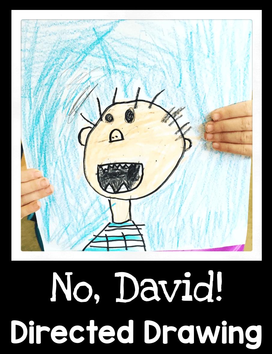 Classroom Job Ideas For Kindergarten ~ No david directed drawing first grade blue skies