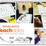 Scholastic Teachables Giveaway