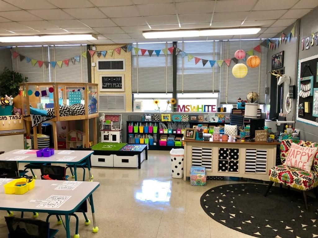 class desk