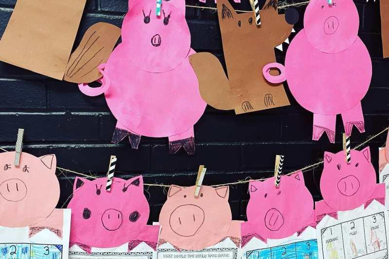 The Three Little Pigs Book Companion