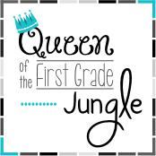 Queen of the First Grade Jungle
