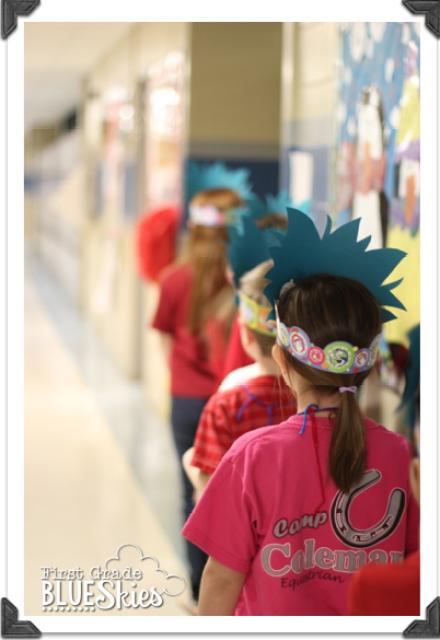 Dr Seuss headbands