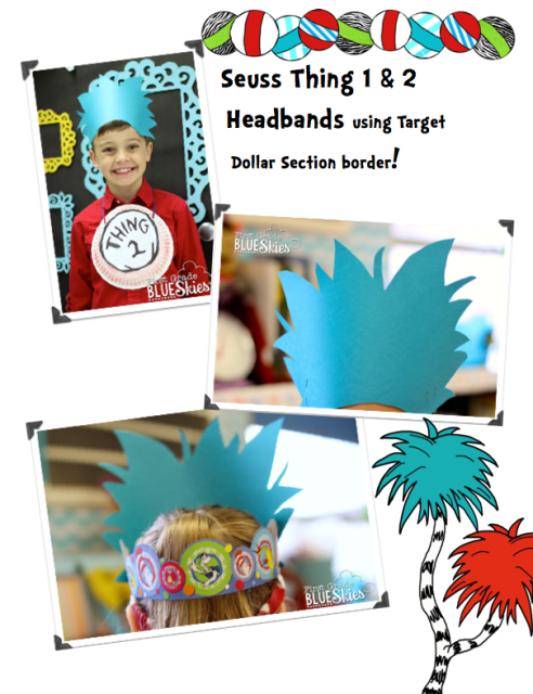 free Seuss birthday week craft