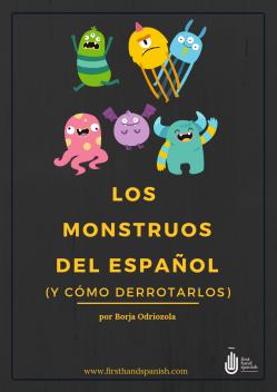 Los monstruos del español - portada