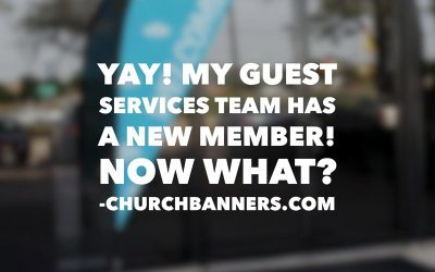 My Guest Services team has a new member! Now what?