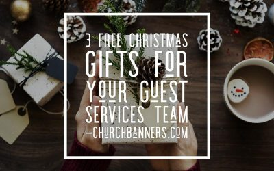3 FREE Christmas Gifts for your Guest Services Team