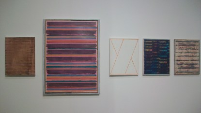 Pius Fox, Installation Shot, Volta Art Fair, Patrick Heide Contemporary Art, London