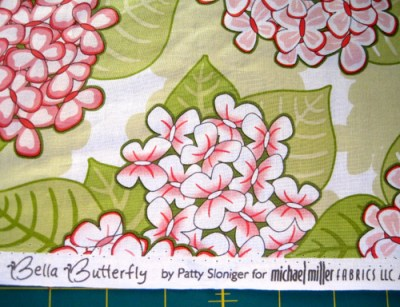 bella butterfly selvage 500