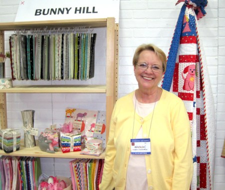 Anne Sutton of Bunny Hill